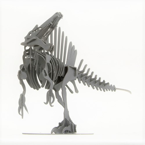 3Dペーパーパズルスピノサウルス<Lサイズ>