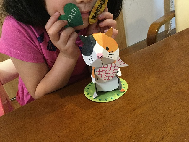 hacomo mini 工作キット016